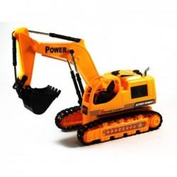 Pelleteuse excavatrice sur chenilles RC 5 canaux (orange) - 8035E