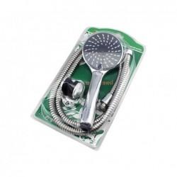 Pommeau de douche massage avec tuyau et support