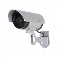 LOGILINK Caméra de surveillance factice LogiLink (SC0204) - Argenté