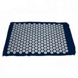 Tapis d'acupression Shanti 65x41 cm Bleu