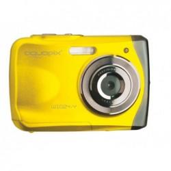 EASYPIX W1024 Splash - Appareil photo numérique étanche (jaune)