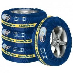 GOODYEAR Ensemble de 4 pièces de sac à pneu en polyester