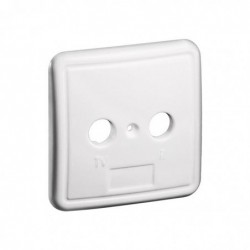 GOOBAY 2 holes cover plate...