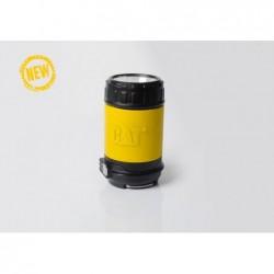 CAT Baladeuse de poche aimantée CT6515 extensible et  rechargeable 225 Lumens
