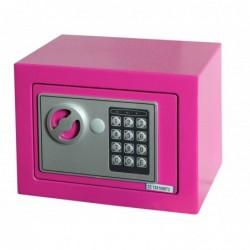PHOENIX Coffre-fort Serrure électronique Ext 170 x 230 x 170mm Cap. 5l Rose