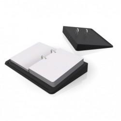 QUO VADIS SOCLE pour BLOC PLANING 24 x 17 cm Livré vide