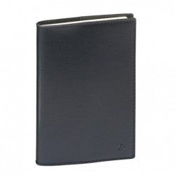 QUO VADIS Agenda scolaire UNIVERSITAIRE Prestige + Rép 10x15 cm Soho noir ebene