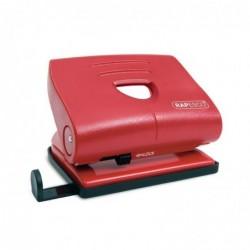 RAPESCO Perforateur 2 trous 820-P  22 feuilles Rouge