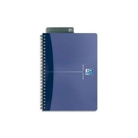 OXFORD Cahier bureau ESSENTIAL reliure intégrale 100 pages réglure seyès A4 carte