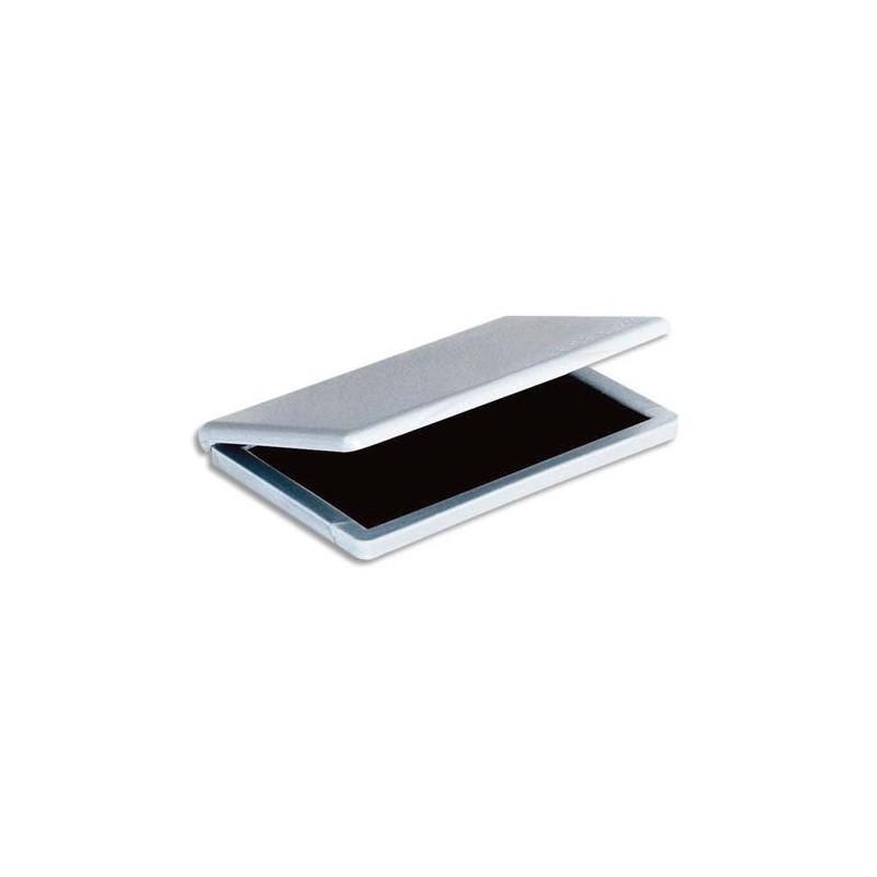 TIFLEX Tampon feutre encre réencrable 10,5x6 bleu -gamme MUST