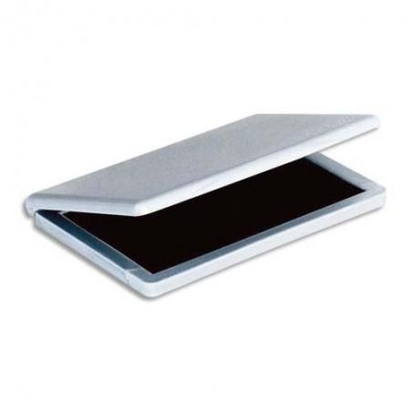 TIFLEX Tampon feutre encre réencrable 10,5x6 noir -gamme MUST