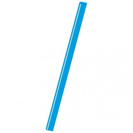 EXACOMPTA Boîte de 25 baguettes à relier manuelles SERODO 6mm bleu clair
