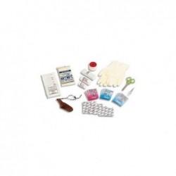 LABORATOIRE ESCULAPE Equipement complet pour armoire à pharmacie
