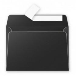 POLLEN Pqt de 20 Enveloppe 120g 114x162 noir
