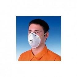 3M Boite de 10 masques de protection respiratoire FFP1, élastique large et réglable