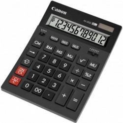 CANON Calculatrice de bureau 12 chiffres AS-2200 Noire