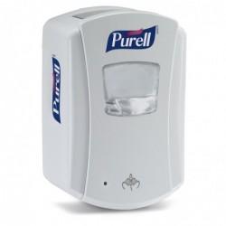 PURELL Distributeur de gel hydroalcoolique capacité 700 ml, utilise recharge LTX700