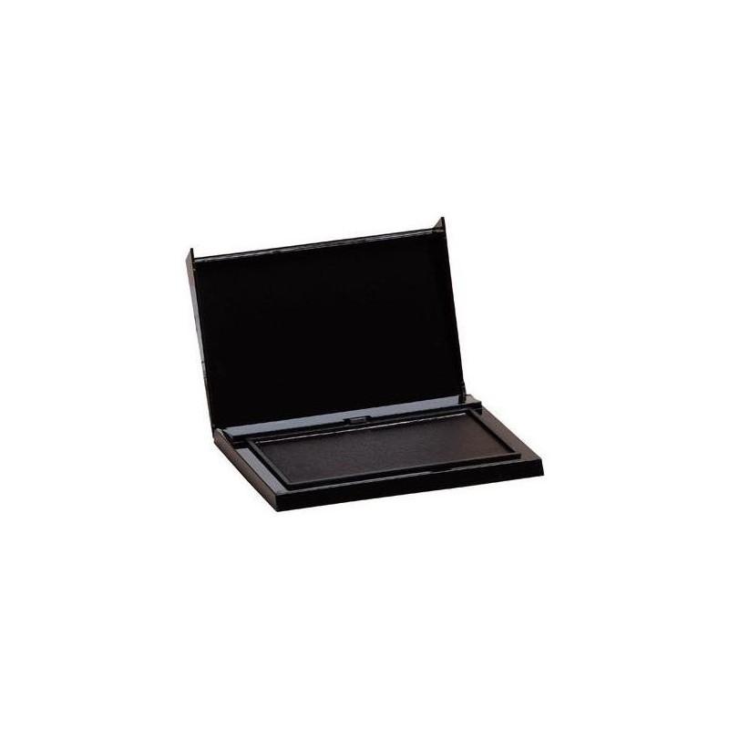 TIFLEX Tampon encreur rechargeable feutre 10x5,5cm Noir