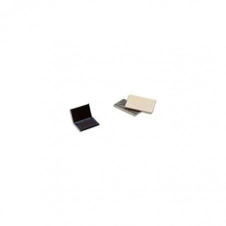 TIFLEX Recharge 406FN pour tampon encreur feutre de 10x5,5cm Noir