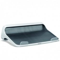 """FELLOWES Support I-Spire ergonomique pour ordinateur portable 17"""" Gris/blanc"""