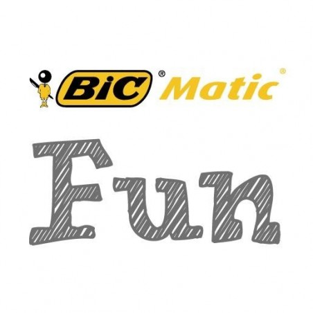 BIC Porte-mines NON rechargeable MATIC FUN HB 0,7 mm