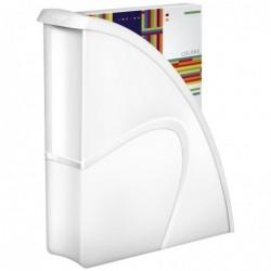 CEP Porte-revues Pro Gloss Dos 8 cm Blanc arctique