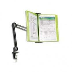 TARIFOLD Bras double articulation noir pour pupitre gamme Black Line 41,5x7x18 cm (Vide)