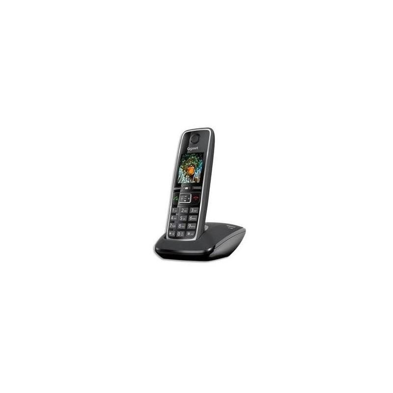 GIGASET Téléphone sans fil sans répondeur C530