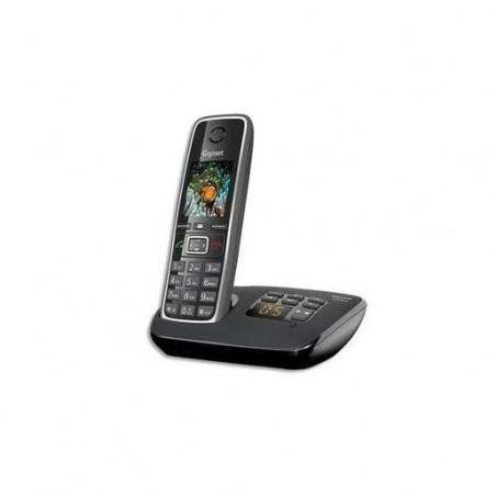 GIGASET Téléphone sans fil avec répondeur C530A