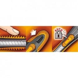 MAPED Cutter Ultimate, largeur de lame: 18 mm, pour gaucher