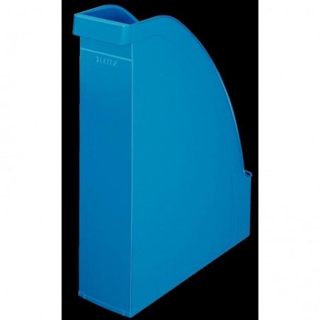 LEITZ Porte-revues Plus pour A4 polystyrène Dos 70 mm 78 x 300 x 278 Bleu clair