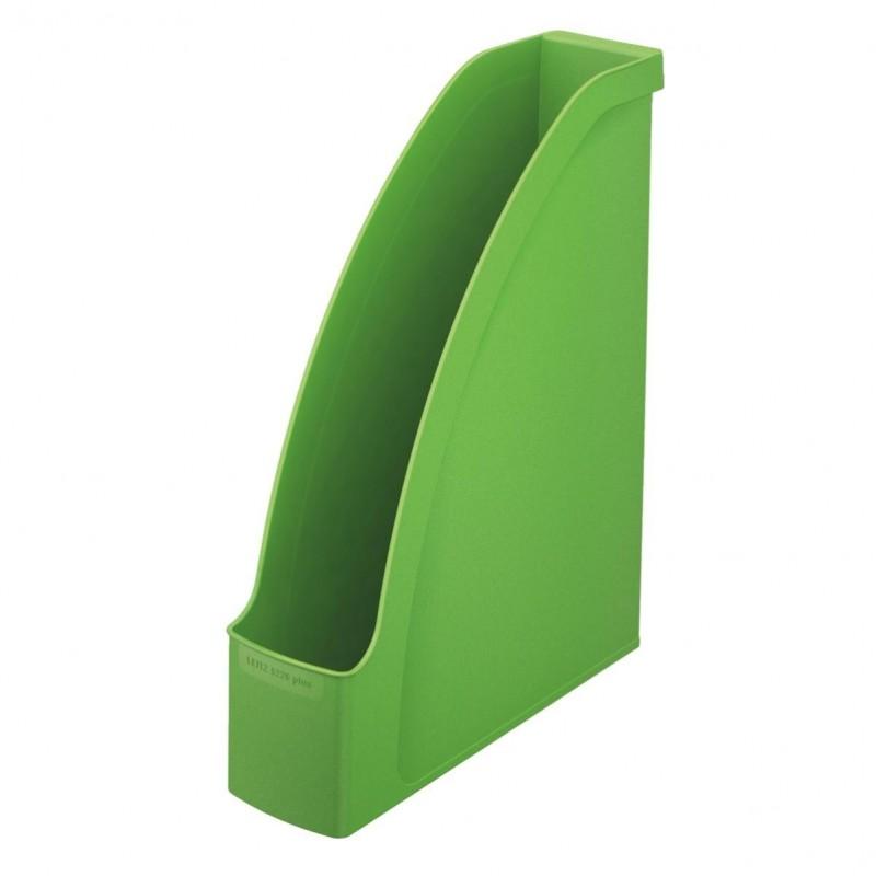 LEITZ Porte-revues Plus pour A4 polystyrène Dos 70 mm 78 x 300 x 278 Vert clair