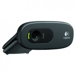 LOGITECH Logitech HD Webcam C270 Noir