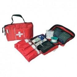 LABORATOIRE ESCULAPE Trousse premiers secours spécial véhicules pour 1 à 4 personnes