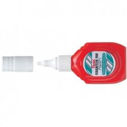 PENTEL Correcteur liquide système à valve flacon de 18 ml PENTEX