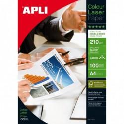 APLI Pack 100 feuilles...