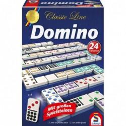 SCHMIDT Jeux de Domino Classic Line 9 points