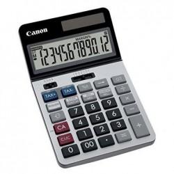CANON Calculatrice de bureau professionnelle 12 chiffres, écran inclinable KS-1220TSG