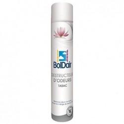 BOLDAIR Désodorisant 500 ml Desctructeur d'odeurs Tabac sans retombées humides