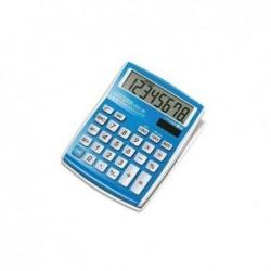 CITIZEN Calculatrice de bureau 8 chiffres light laqué bleu clair