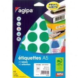 AGIPA Etui 10 feuilles A5...