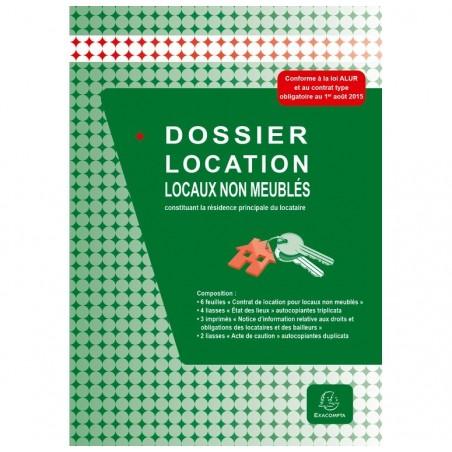 EXACOMPTA Dossier location non meublée 44E