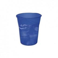 CEP Corbeille à papier 280H Happy bleu
