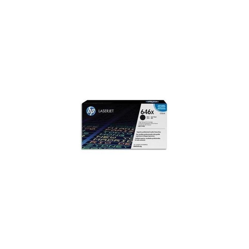 HP HP Toner Noir pour LaserJet Enterprise CM4540 MFP seriesCE264X-CE264X