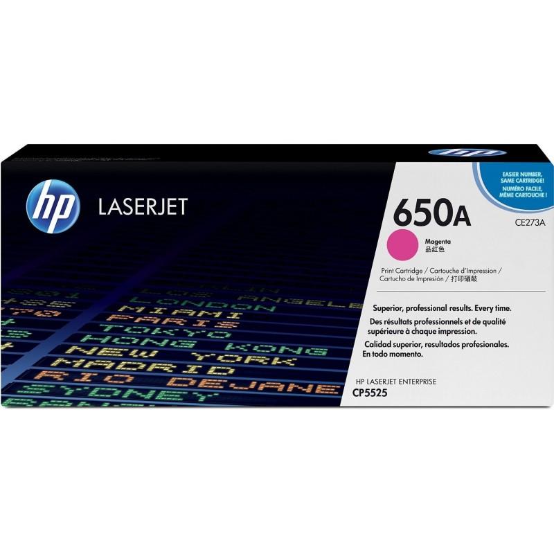 HP Cartouche Magenta LaserJet CE273A