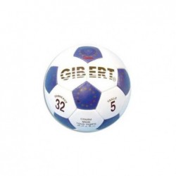 FIRST LOISIR Ballon foot cuir synthétique 32 Taille 5