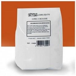 DTM Paquet de 1 Kg Cire pour fabrication de bougies Blanc