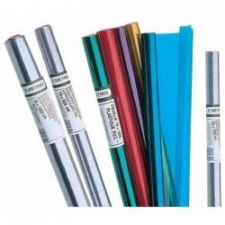 ELBA Rouleau couvre-livres en PVC 10/100è 0,7 x 10 m incolore