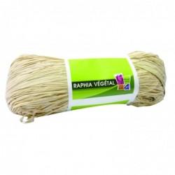PW INTERNATIONAL Bobine Raphia végétal 50g coloris Nature