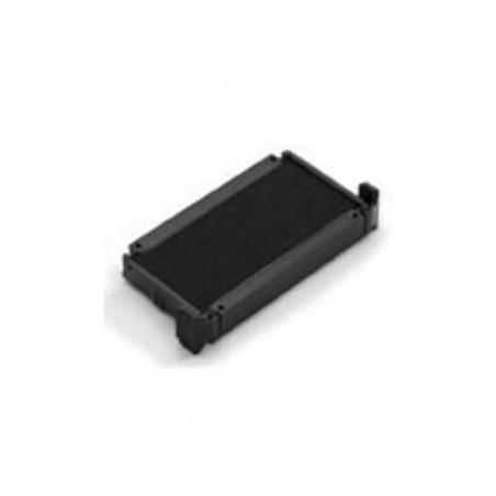 DORMY Boite de 10 recharges préencrées noire K/1 compatible 4911/4952